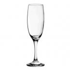 Taurės šampanui IMPERIAL-PLUS (grūdintos) (kompl,6v)