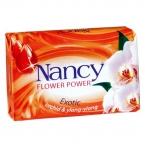 Muilas NANCY su orchidėjų ir YlangYlang ekstraktais 60g (vnt)