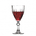Taurės vynui DIAMOND (kompl,6v)