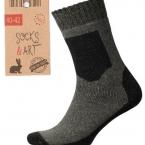 Kojinės – Triušio vilna 40-42 (pora)