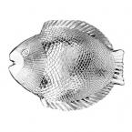 Lėkštė-žuvis MARINE (vnt)