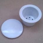Filtras su dangteliu puodeliui (vnt)