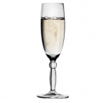 Taurės šampanui STEP (kompl,6v)