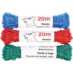 Skalbinių virvė 20 m (vnt)