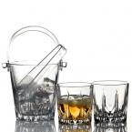 Kibirėlis su stiklinėmis KARAT (kompl,7v)