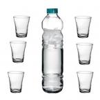 Butelis VITA su stiklinėmis (kompl,7v)