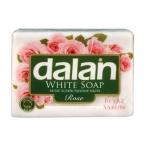 Baltas ūkinis muilas DALAN rožių kvapo 110g (vnt)
