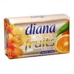 Muilas DIANA frezijų ir apelsinų kvapo 100g (vnt)