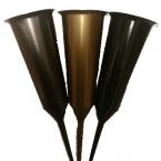 Vaza kapams vidutinė (vnt)