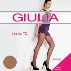 Mot.pėdkelnės Giulia RELAX 70  3d (vnt)