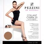 Mot.pėdkelnės Pezzini CHARM 20  3d (vnt.)