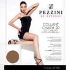 Mot.pėdkelnės Pezzini CHARM 20  2d (vnt.)