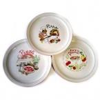 Lėkštė picai su dekoru 32cm (vnt)