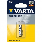 Elementas VARTA Superlife 9V (vnt)
